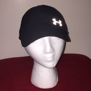 Under Armour Women's Black Fly-By Running Cap